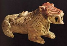 Hittite, liyinf lion cub, Boğazköy, 1800BC, Museum of Anatolian Civilisations, Ankara