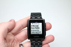 Pebble engineer explains why its Android app isn't ready yet