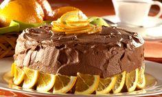 Torta picante de chocolate
