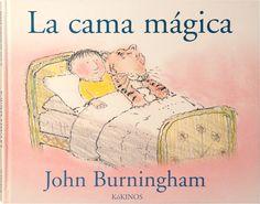 Cuentos para peques: La cama mágica