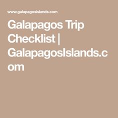 When traveling everywhere, there are thing to keep in mind and Galapagos is not the exception. Learn what to keep in mind before traveling to Galapagos Galapagos Trip, Galapagos Islands, Travel Checklist, Keep In Mind, Mindfulness, Vacation Checklist, Awareness Ribbons
