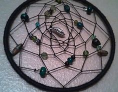 Dream Catcher by YourWeavingDreams on Etsy