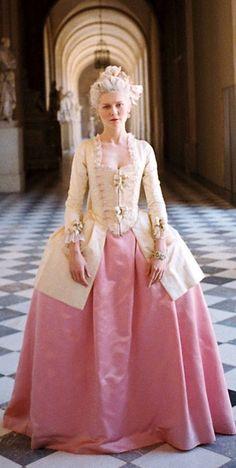 Sofia Coppola's Marie Antoinette (2006). Costume Designer: Milena Canonero.