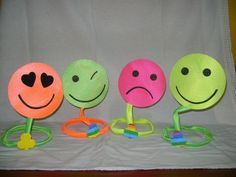 gorros emoticones super fluo pack x 3 unid Funny Hats, Tweety, Ideas Para, Diy And Crafts, Lily, Birthday, Wedding, Home Decor, Costumes