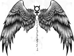 Images For > Hermes Winged Sandals Tattoo Wing Tattoo – Fashion Tattoos Wing Tattoo Designs, Angel Tattoo Designs, Tattoo Sleeve Designs, Warrior Tattoos, Badass Tattoos, Tattoos For Guys, Spine Tattoos, Body Art Tattoos, Sleeve Tattoos