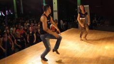 Comadreja Salsa Congress 2013 ~ Workshops ~ Daniel y Desirée - I