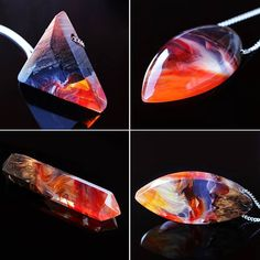 How about some flaming pendants?