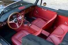 1964 Austin-Healey 3000 - MK III - Phase 2   Classic Driver Market