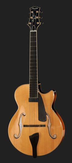 Peerless Guitars Maestro Martin Taylor - Thomann UK