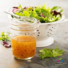 The essential recipes of culinary schools begin with the basics like sauces, dressings, rice, and perfecting meats. Start your learning with these recipes. Low Carb Salad Dressing, Vinaigrette Dressing, Salad Dressing Recipes, Salad Dressings, Ginger Nutrition, Vegan Cru, Raw Vegan, Calorie Free Dressing Recipe, Dressings