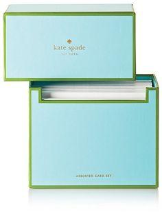 Kate Spade Stationary Set, Hello Darling/Ciao Bella on shopstyle.com