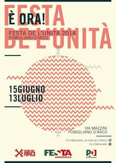 Focus: Il Programma della Festa dell'Unità PomiglianoMithril Art