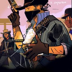 Red Dead Redemption 1, Read Dead, Rdr 2, The Dark Tower, Cowboy Art, Fanart, Funny Games, Skyrim, Animes Wallpapers