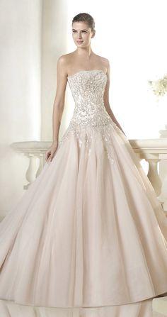 beautiful blush moment ~ st. patrick bridal 2015