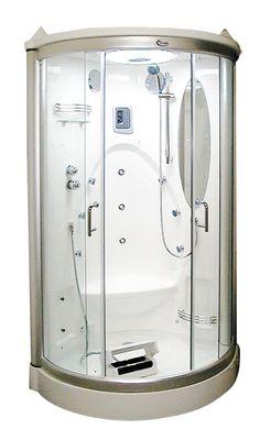 Columna ducha cabinas de ducha y cabina for Sodimac llaves de duchas