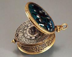 Circa 1675 | Fondation De La Haute Horlogerie - this watch represents 500 years of #Fine #WatchMaking