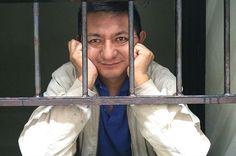 El periodista Pedro Canché fue detenido el pasado 30 de agosto de 2014. // Foto: Artículo 19