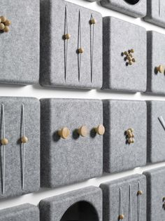 Felt Panel Design by Norm Architects