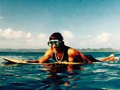 #Legend :: Gerry Lopez at G- Land Via: Hiroshi Denjiro Sato (Aloha)