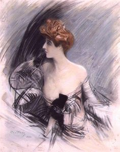 """Sarah Bernhardt – was a French stage and early film actress, and was referred to as """"the most famous actress the world has ever known. Portrait of Sarah Bernhardt by Giovanni Boldini – Italian genre and portrait painter. Giovanni Boldini, Italian Painters, Italian Artist, Belle Epoque, Ste Therese, William Adolphe Bouguereau, Portraits, French Actress, Oeuvre D'art"""