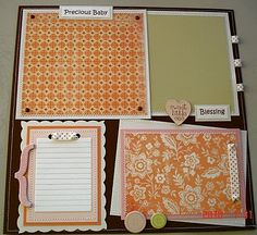 Scrapbooking by Phyllis