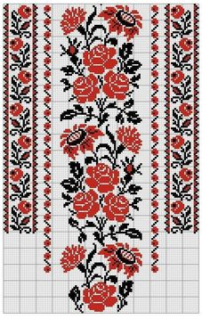 Discover thousands of images about Bordos Russian Cross Stitch, Beaded Cross Stitch, Cross Stitch Borders, Cross Stitch Rose, Cross Stitch Flowers, Cross Stitch Designs, Cross Stitching, Cross Stitch Embroidery, Cross Stitch Patterns