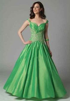 green gowns - Google Search