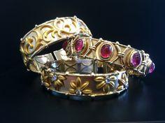 Mark Patterson 18/24K Bracelets
