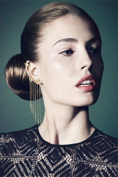 Line  Jo - new collection earing