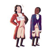 Haha :))) poor Burr :((