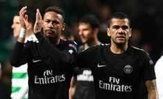 """""""Alvez wants to hide Neymar's controversy"""" : Neymar-Cavani Spot-kick controversy has opened his mouth with teammate Danny Alvez Right back to grab the ball from Kavani, who came forward to take a free kick. Later, PSG received a penalty against Leo, which was taken by Kavani. At that time, Neymar came forward to take the penalty, but turned him back. There was no round of two spot kicks. More............http://bit.ly/2fi9AQs"""