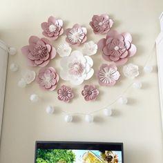 45 отметок «Нравится», 7 комментариев — Paper Flowers Бумажные Цветы (@paperburo) в Instagram: «Цветы могут украсить не только ваш праздник , но и ваш дом »