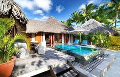 Le Meridien op Bora Bora is misschien wel het relaxte hotel op aarde - Manify.nl   Manify Yourself!