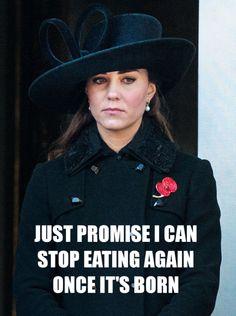 Photos: Kate Middleton Royal-Pregnancy LOLs | Vanity Fair