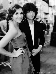 I love the way they dance together. Alyson Stoner/Adam Sevani.