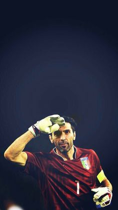 Gianluigi Buffon uploaded by Alaa on We Heart It Sport Football, Football Players, Ronaldinho Wallpapers, Juventus Soccer, Sports Art, Goalkeeper, My Passion, Ronaldo, Real Madrid