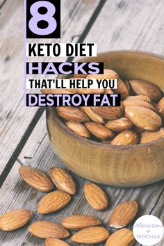 These Keto Diet hacks are THE BEST! I'm so happy I found these GREAT ketogenic diet tips! Now I have some great ways to lose weight and stick to the keto diet. #Macarons&Mochas #KetoHacks Lose Weight Quick, Losing Weight Tips, Weight Loss Tips, Diet Hacks, Diet Tips, Mocha, Macarons, Ketogenic Diet, The Best