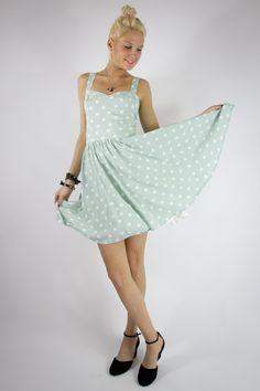 MinkPink Peppermint Patty Dress