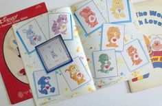 Care Bear Cousins Counted Cross Stitch by AlmostWickedStitcher, $15.00