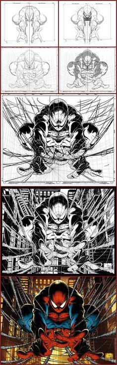 Spider-Man by Joe Quesada