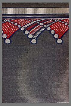 Textile sample, silk, ca.1900 | The Metropolitan Museum of Art
