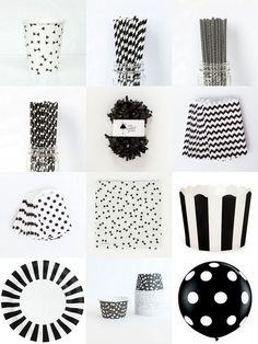 41 Best Black And White Party Ideas Images Invitations Wedding