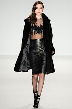 Pamella Roland NYFW autumn-winter 2014/2015