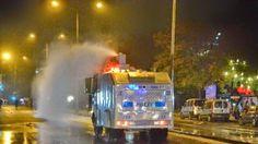06.Başkent Haber: Ankara'da YÖK Protestosuna Polis Müdahalesi