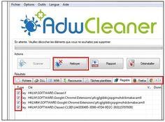 Supprimer les programmes publicitaires et malveillants avec AdwCleaner [Tuto] | Time to Learn | Scoop.it