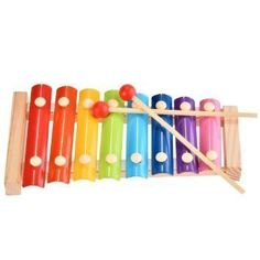 Home Music Hammer Colored Ball Table Kicking Children Early Learning Environmental Plastic Knocking Classic Toys Hang Drum Xylophone With Traditional Methods