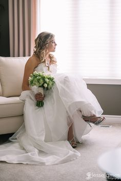 Ready to walk down the aisle