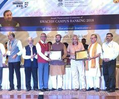 NIIT University (NU) Ranks Among Top 10 Cleanest Residential Technical Universities of India, Under the Aegis of PM Modi Technical University, Education And Training, Presentation, India, Cleaning, Top, Home Cleaning, Crop Tee, Indian
