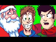 I know it's not Christmas, but here's an awesome Tobuscus Animation :D