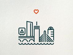 visualgraphic:  One Heart Boston